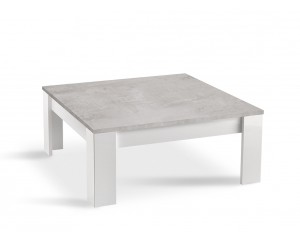 MODENA TABLE BASSE CARREE...