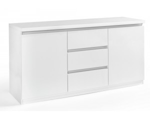 ROMA BASE DRESSOIR 165 wit-wit